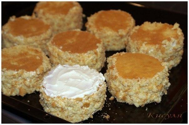 Простыеы вкусных пирожных с фото