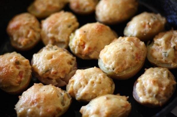 картошка дольками в духовке рецепт пошагово