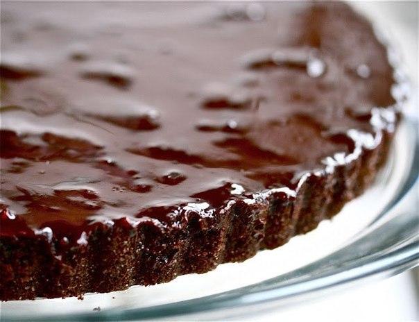 Шоколадный пирог простой рецепт с какао с