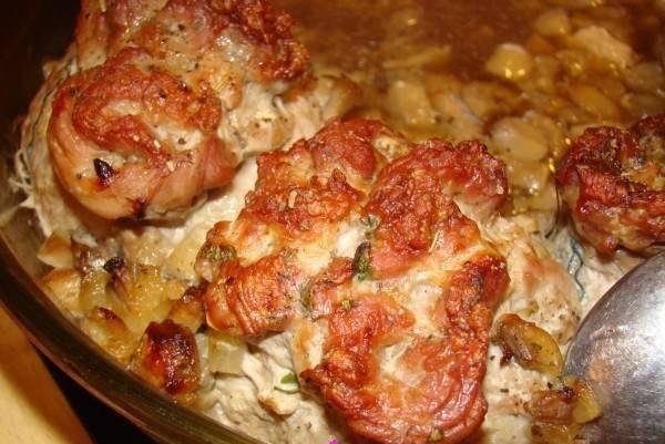 мясо по-грузински рецепт с фото