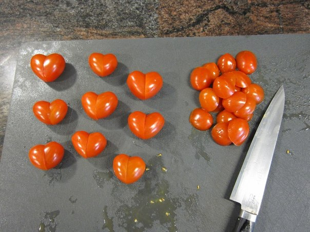 Что можно сделать из помидоров своими руками